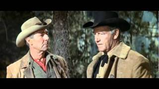 Ride the High Country Official Trailer #1 - Randolph Scott Movie (1962) HD