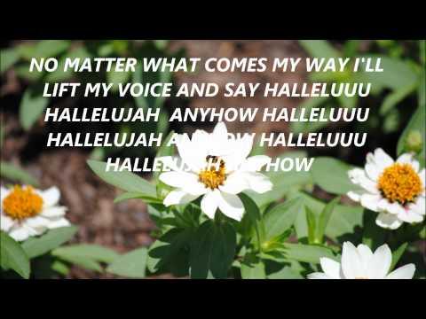 lauren talley hallelujah anyhow