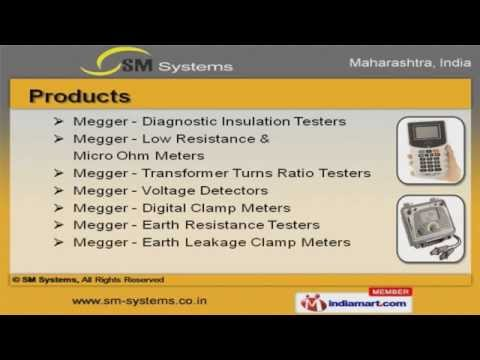 Electrical and Electronics Instruments by SM Systems, Nashik