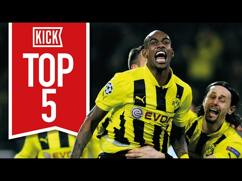 Top 5 Most Epic Champions League Knockout Round Clashes