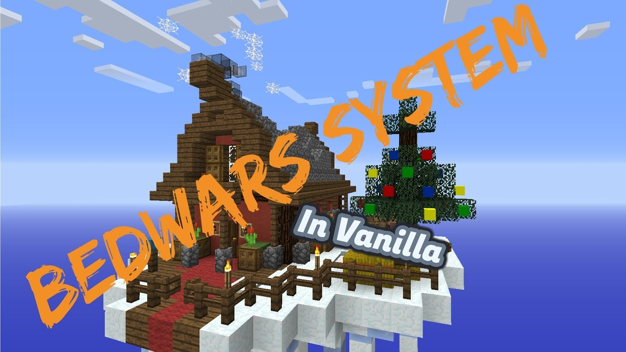BedWars Shop Und Spawner System Minecraft YouTube - Minecraft dorfbewohner bauen hauser mod