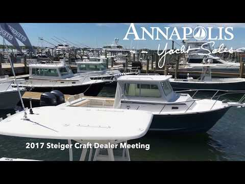 2017 Steiger Craft Dealer Meeting - by Annapolis Yacht Sales