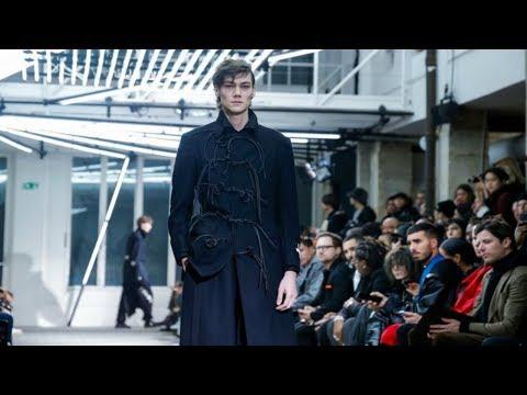 Yohji YamamotoFall/Winter 2019/20MenswearParis Fashion Week
