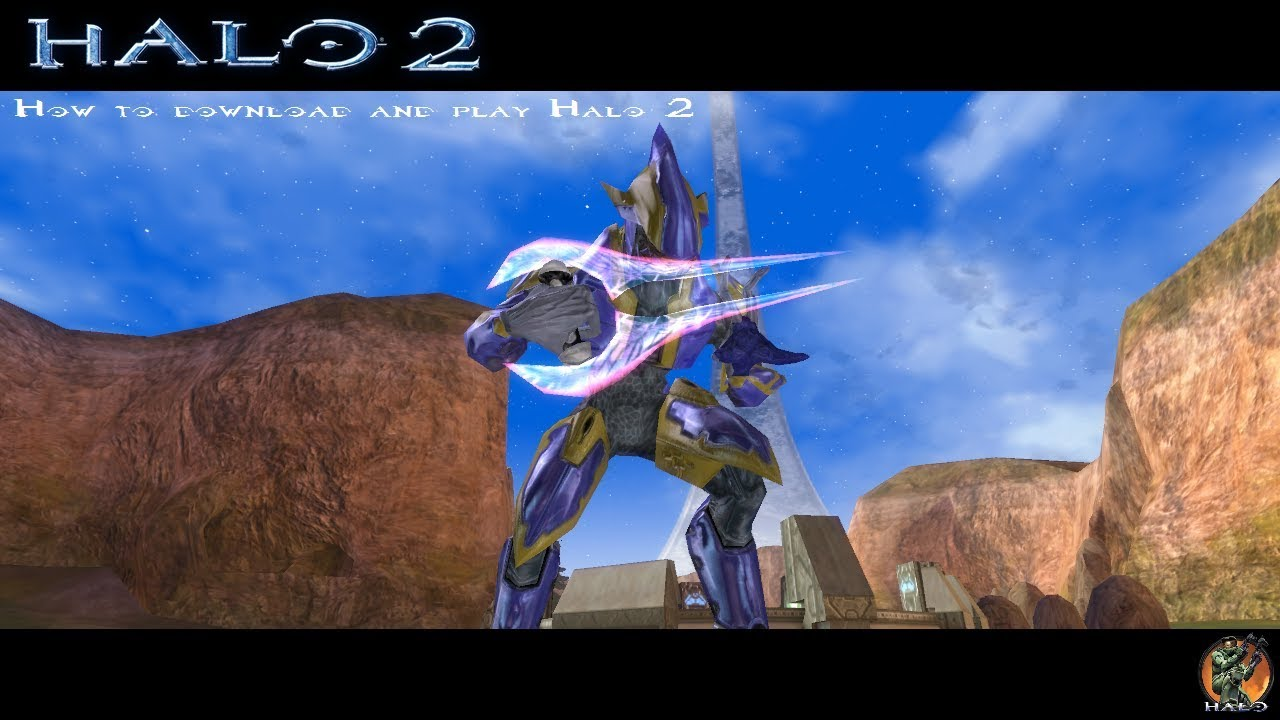 How to download halo 2 pc full free youtube.