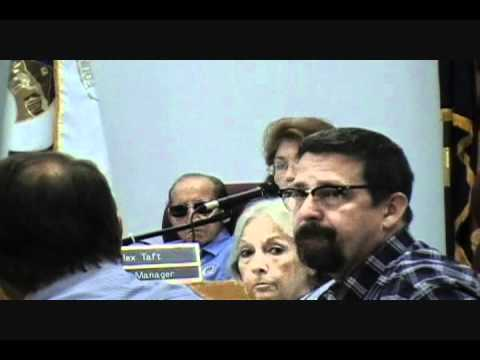 Quartzsite Mayor Walks out of Illegal Council Meeting (full version, unedited)