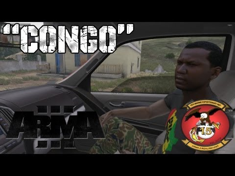 "ARMA3 CO-OP Altis - PMC Contract 003 ""Congo"" - 15TH MEU Realism Unit"