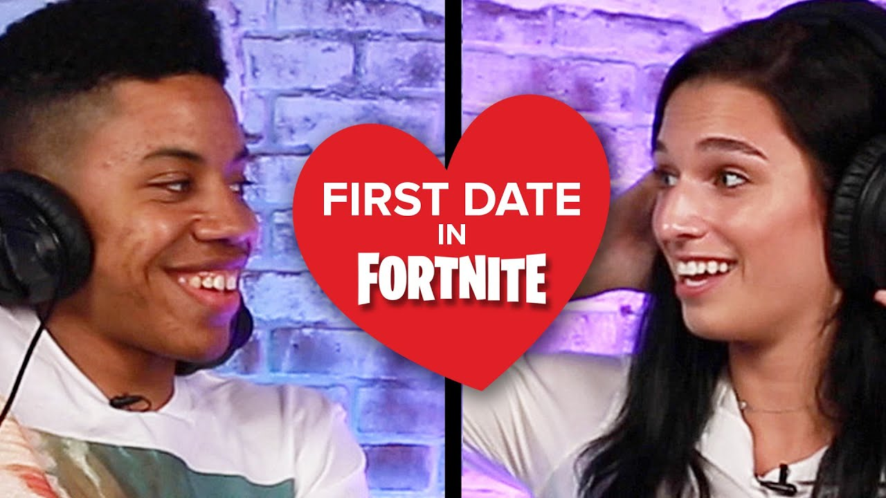 We Went On A First Date In Fortnite Duos