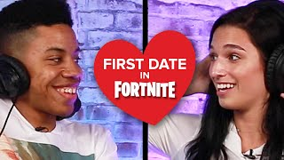 "We Went On A First Date In ""Fortnite"" Duos"