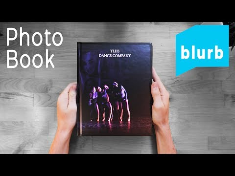 Why You Should Buy A Blurb Photo Book