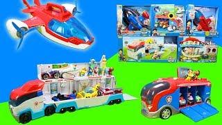 Paw Patrol Spielzeugautos & Spielzeug Set für Kinder: Super 10 Minuten Unboxing Kinderfilm