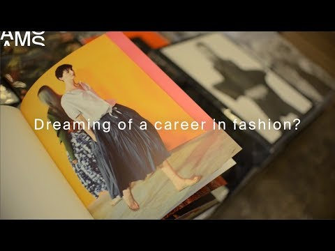 Study Fashion Management at AMS in Antwerp