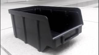 Ящики для метизов plastbox.com.ua Одесса(Хотите купить пластиковые ящики для метизов и крепежа , мелких изделий в Одессе? Или торговый стеллаж с..., 2015-07-05T15:17:39.000Z)