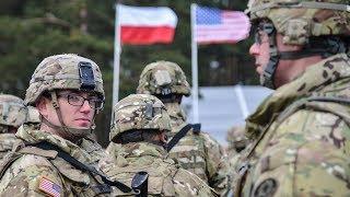 Охота на ястребов. Польша готова заплатить за размещение у себя американской базы