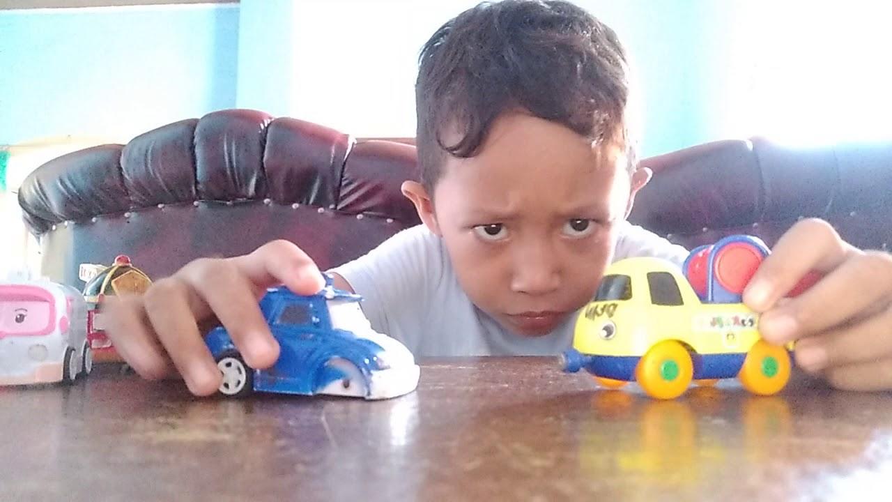 Download Mobil robot voly.. Dean wijaya