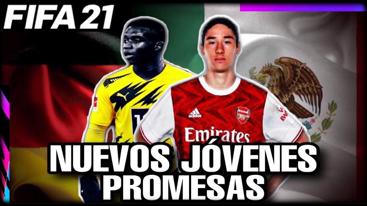 7 NUEVOS JÓVENES PROMESAS EN FIFA 21 | PRÓXIMAMENTE