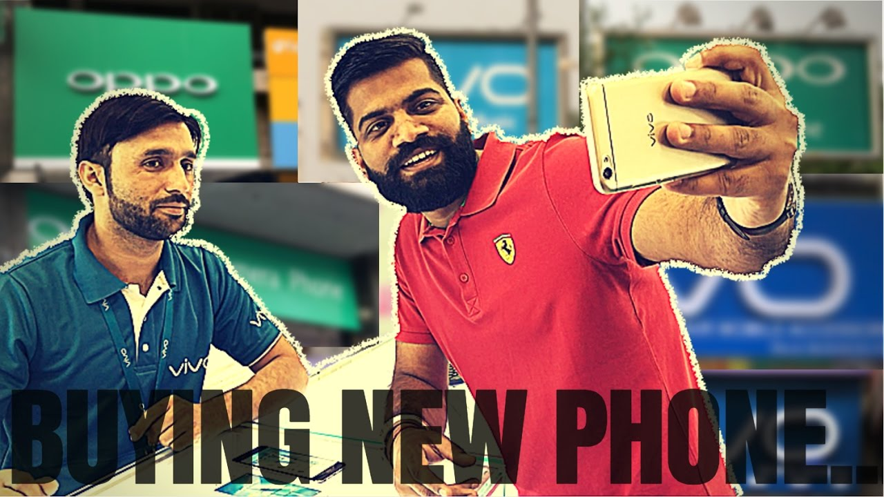Buying A Phone in India - OPPO & VIVO All Around!!!