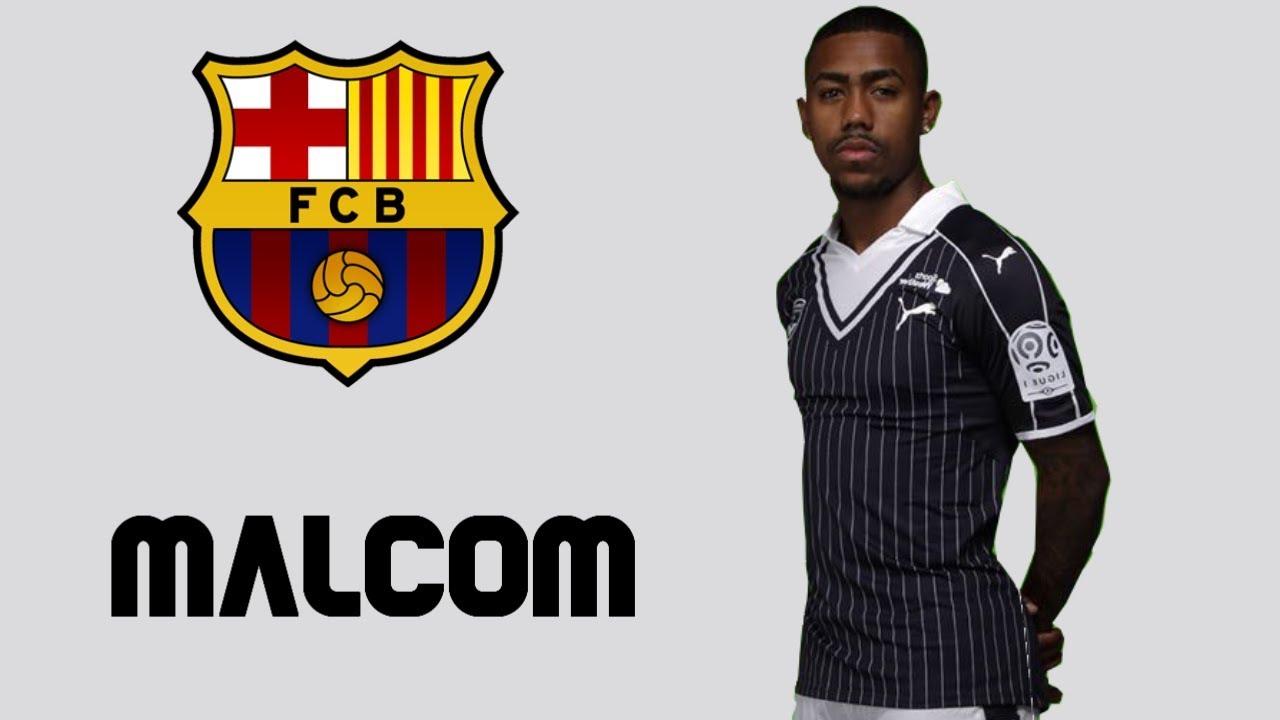 البرازيلي مالكوم - مرحبا بك في برشلونة ؟؟ - مهارات خرافية وأهداف صاروخية || Malcom
