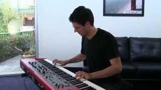 """""""Hallelujah"""" - Leonard Cohen (Piano Cover)"""