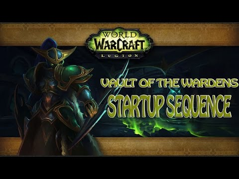 Vault of The Wardens: Startup Sequence / Казематы стражей: Процедура запуска