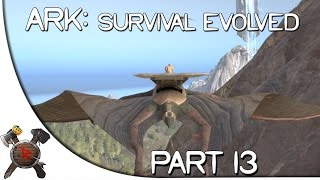 "Ark: Survival Evolved Gameplay - Part 13: ""Q*Bert the Quetzalcoatlus!"" (Season 3)"