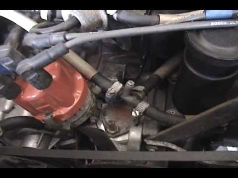 1991 volkswagen vanagon engine swap part 21 diagnosing fuel pump rh youtube com Fuel Pump Relay Switch Location Fiero Fuel Pump Relay