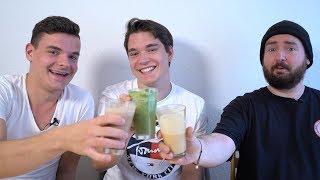 Leben mit Tourette | Extreme Smoothie Challenge mit EUREN Zutaten!! 🤢 mit Sturmwaffel!