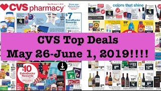 CVS Extreme Couponing Top Deals| May 26-June 1, 2019| Cheap Lotion, Cookies, Pampers & More!!!