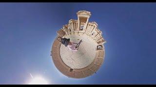 Видео 360: разрушенная Пальмира глазами корреспондента RT