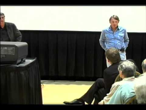 (Part 5 of 10)  Dr. Steve Squyres and George Butler, Q&A Mars Society Convention 2009