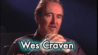 Wes Craven on SCREAM and the Horror Movie Genre