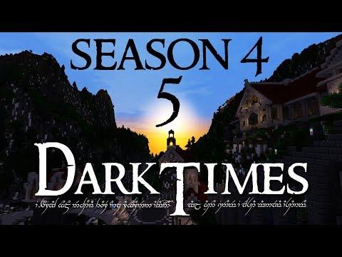 Minecraft LOTR - Dark Times Season 4 - Part 5 - Risky Business