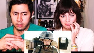 MEGAN LEAVEY | Kate Mara | Trailer Reaction & Discussion!