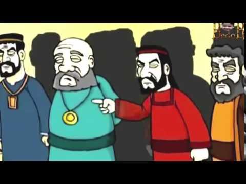 قصة سيدنا هود عليه السلام كاملة , قصص الانبياء , كرتون thumbnail