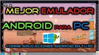 El MEJOR EMULADOR de Android para PC | Windows 7, 8 y 10 | NOX ft Alexander Villegas