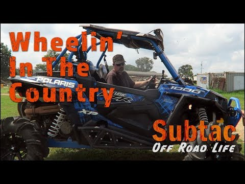 Wheelin' In The Country Promotional Video