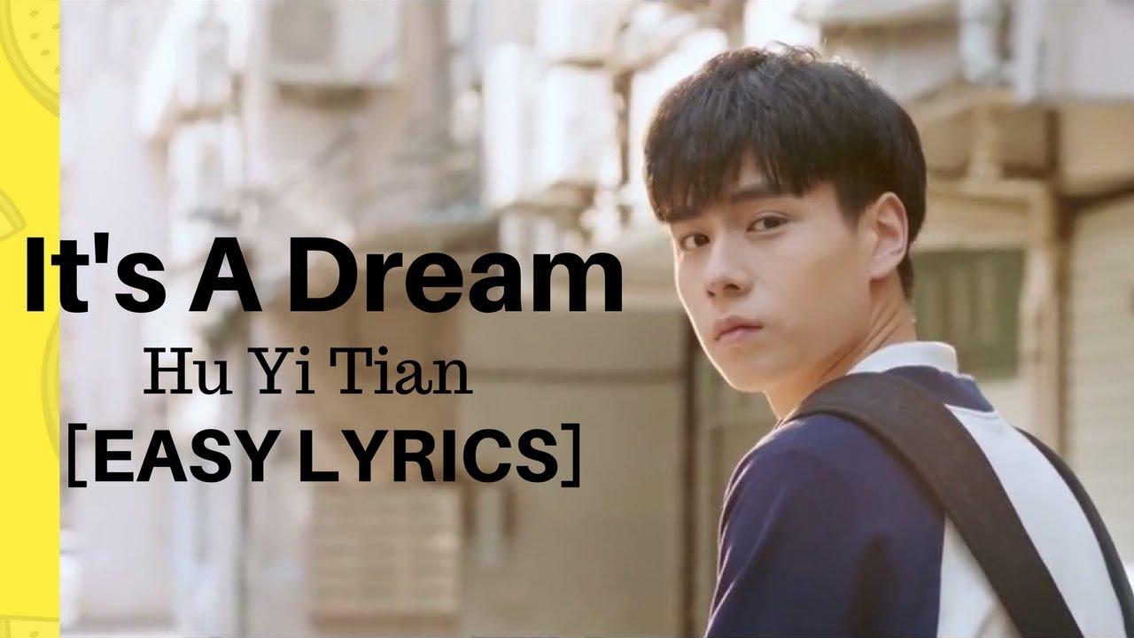 easy-lyrics-hu-yi-tian-it-s-a-dream-a-love-so-beautiful-ending-song-super-ken-syupeo-ken