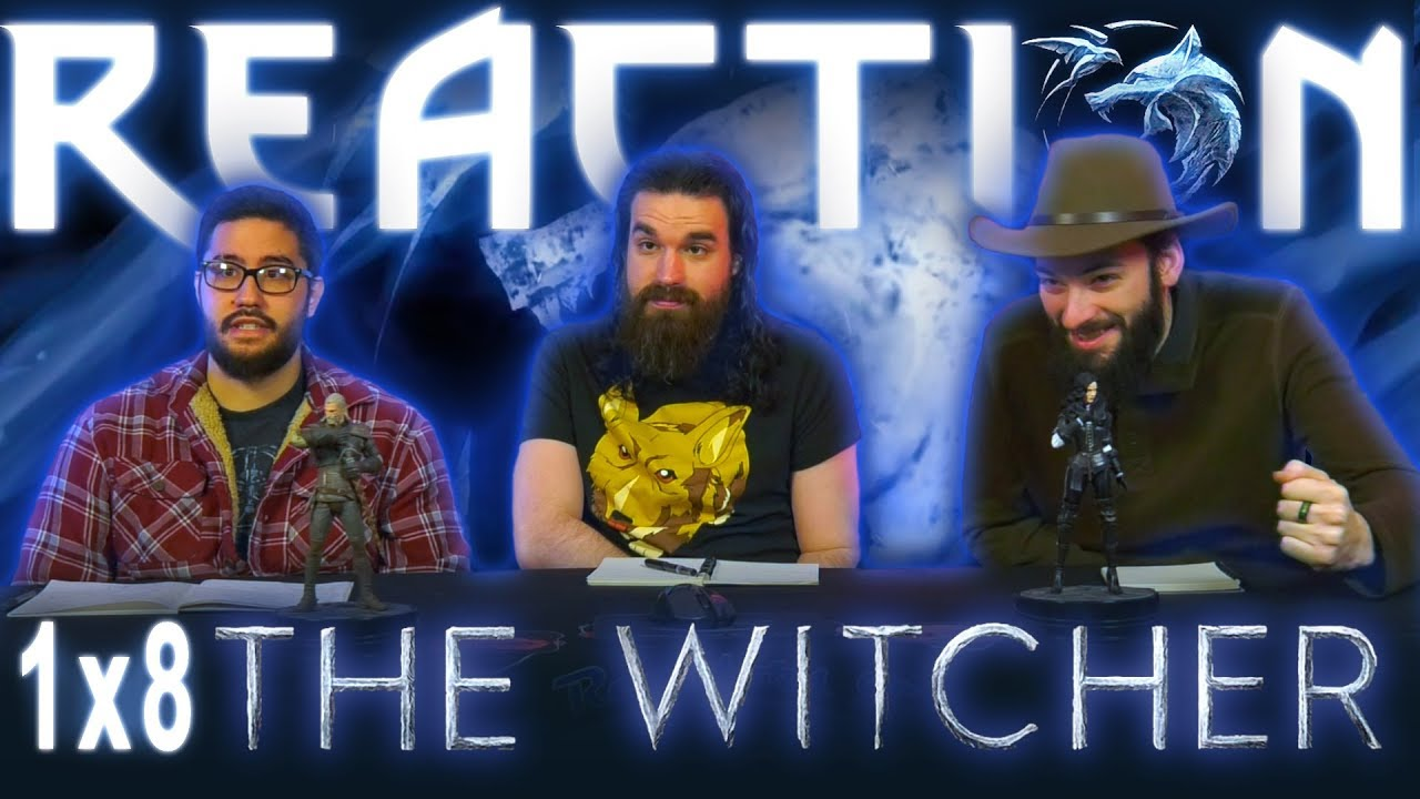 "The Witcher 1x8 FINALE REACTION!! ""Much More"" thumbnail"