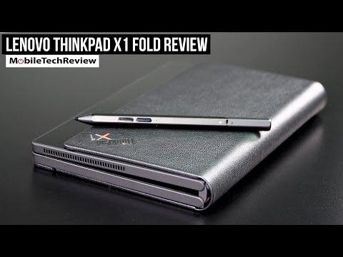 Lenovo ThinkPad X1 Fold Review - Folding Screen PC