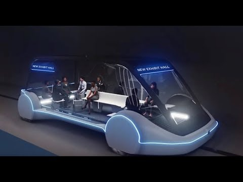 Underground people mover at convention center gets final approval