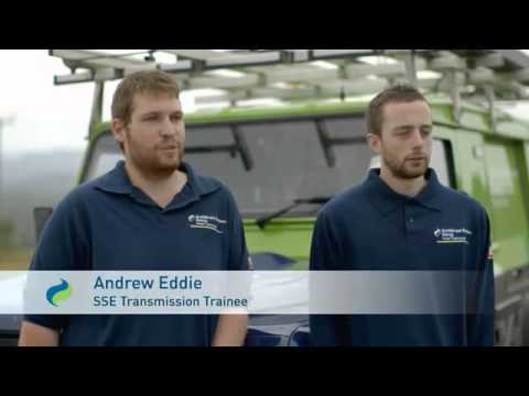 SSE Transmission Trainees