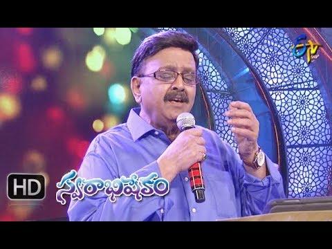 Chirunavvulatho Brathakali  Song | SP Balu Performance | Swarabhishekam | 23rd  September 2018