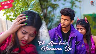 Ek Ajnabee Haseena Se || Valentines Day Special || Hit song of 2020 || Ft. Raj & Liz #helotrends