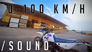 dr 650 top speed