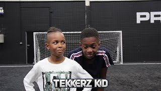 PENALTY ELIMINATION Tekkerz Kid vs Dad vs Bro