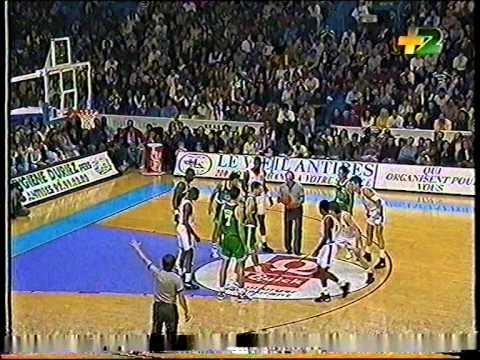 Olympique d'Antibes-Benetton Treviso 83-87