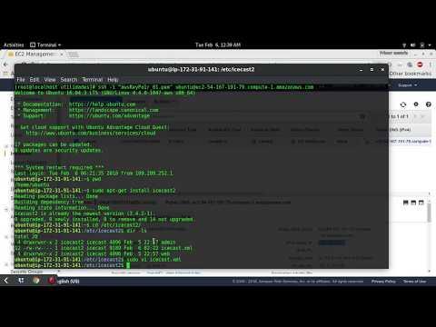 Configuración De Radio Online Con AWS, Icecast2, Mixx Y Joomla