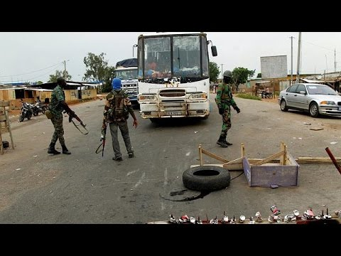 Ivory Coast soldiers accept deal to end mutiny - spokesmen