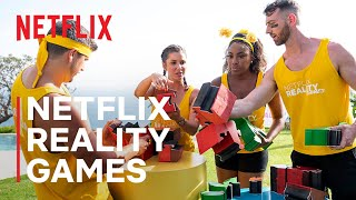 Netflix Reality Games | Episode 2: Too Hot To Cheat | Netflix