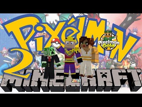 Minecraft: Pixelmon Gold #2