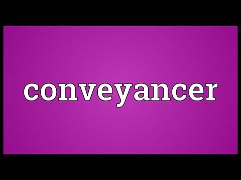 Header of conveyancer